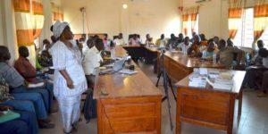Helvetas Benin Blue Schools 2017
