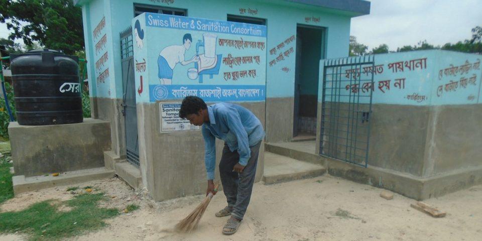 Caritas Bangladesh Care Taker Market Facility
